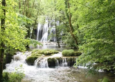 Beauté des cascades