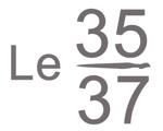 Le 35 / 37