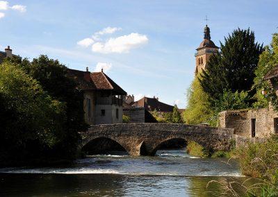 Pont des Capucins, Arbois